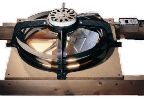 Air Vent Inc 53319 Wcgb Gable Mount Power Attic Ventilator
