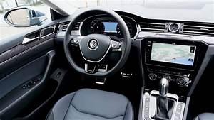 Volkswagen Arteon Elegance : 2017 volkswagen arteon elegance interior youtube ~ Accommodationitalianriviera.info Avis de Voitures