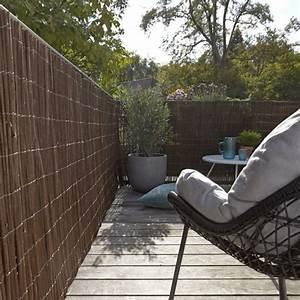 les 25 meilleures idees de la categorie canisse balcon sur With la maison du paravent 8 jardin ou terrasse comment se proteger du vis 224 vis