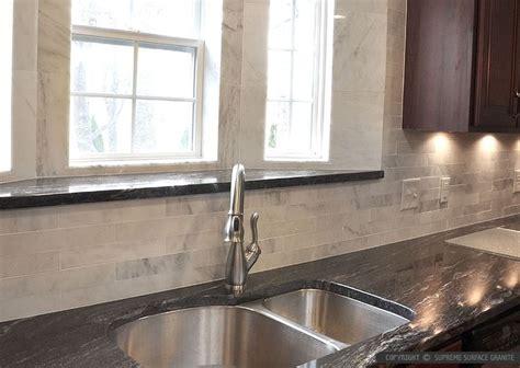 backsplash ideas for kitchens with granite countertops black countertop backsplash ideas backsplash com
