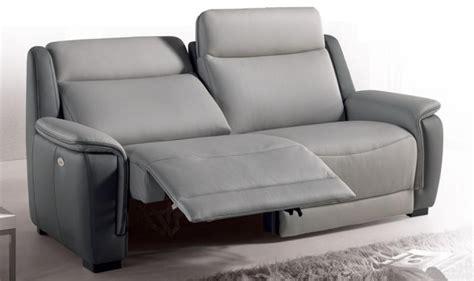 canap駸 relaxation electrique canape cuir relax electrique 2 places 28 images photos canap 233 2 places