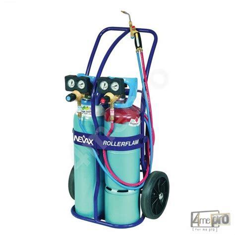poste de soudure oxy ad rollerflam 4mepro