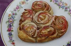 Puderzucker Selbst Machen : bl tterteig rosen kuchen ~ Buech-reservation.com Haus und Dekorationen
