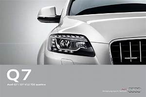 Catalogue Piece Audi : audi q7 joomag newsstand ~ Medecine-chirurgie-esthetiques.com Avis de Voitures