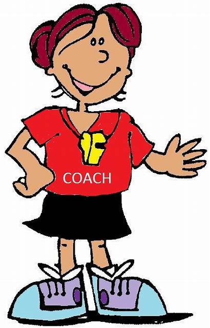 Coach Clipart Netball Midlands Coaching East Changing