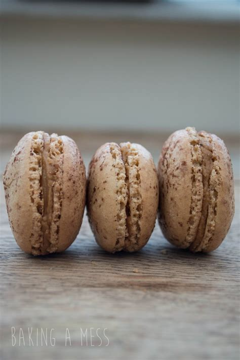 We recommend it for those looking for a great cup of coffee for those who can't quite take the strong effects of caffeine, nescafé taster's choice is one of the best decaf instant coffees on the market. Cappuccino Macarons   Baking a Mess
