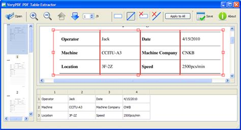pdf to excel spreadsheet converter convert pdf table to