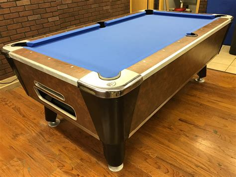 coin op pool table table 040617 valley used coin operated pool table used