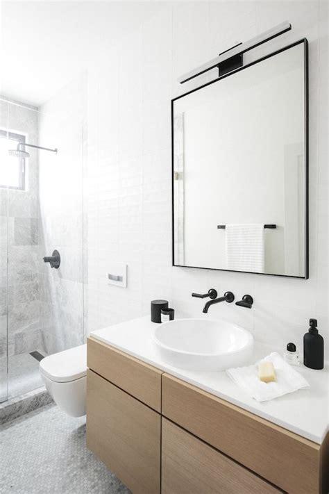 black hardware bathroom design ideas bathroom