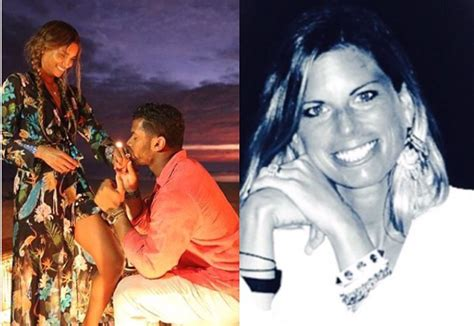 russell wilsons  wife shades ciaras engagement ring