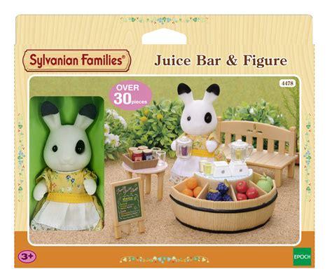 sylvanian families cuisine sylvanian families food shop theme sets range choose