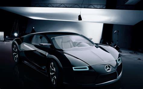 Mercedes BenzCar : Mercedes Benz Bugatti Concept Wallpaper