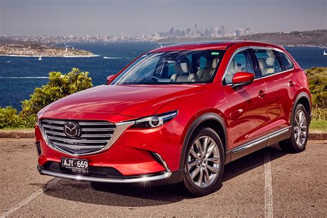 100  [ Mazda Cx 8 Revealed A ]   All New 2017 Mazda Cx 9