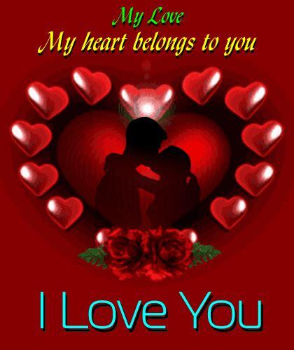 heart belongs      sweetheart ecards