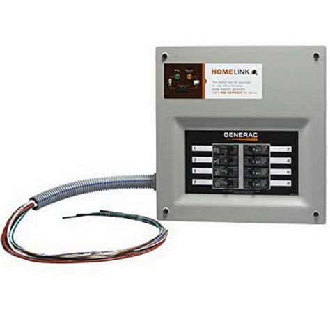 Generac Pole Upgradeable Circuit Manual Transfer