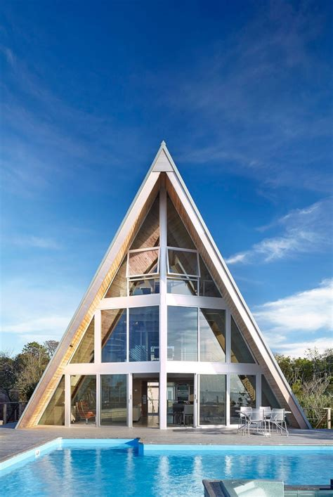 what is an a frame house a frame house reinvents an iconic 1960s design