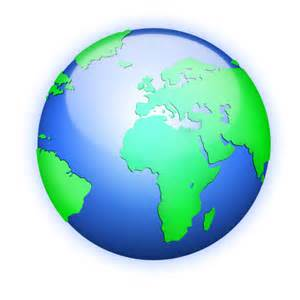 World Globe Drawing
