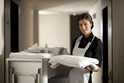 travail femme de chambre hotel fiche métier femme de chambre valet de chambre