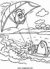 Furby Kleurplaten Colorare Disegni Furbie Coloring Kolorowanki Fun Kleurplaat Druku Comic Kleuren Zo Ausmalbilder Trickfilmfiguren Kolorowanka Torna Popular Malvorlage Kategorien sketch template