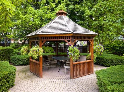 Gartenpavillon Garten