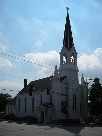 Lombard Church Illinois Wikipedia Street Maple History