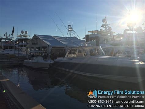 Gold Yacht Miami Boat Show by Miami Boat Show 2015 Pictures Florida Window Tint