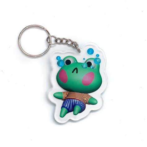 Crying Frong Keychain | ANDYPANTS