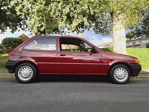 Ford Fiesta Mk3 : 1990 ford fiesta mk3 popular bonus immaculate only 47 000 miles rare appreciating classic ~ Voncanada.com Idées de Décoration