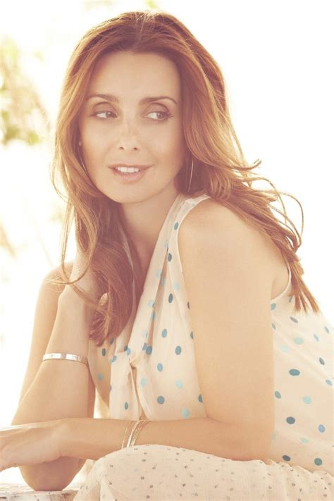 lousie redknapp reveals her fashion and beauty tips for summer