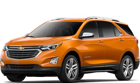 2019 Chevrolet Equinox Details