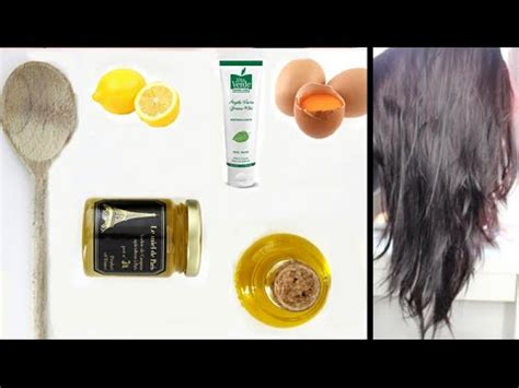 lufy 4 masques maison cheveux secs gras ternes abimes
