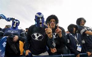 BYU Fans BYU Utah Rivalry ESPN