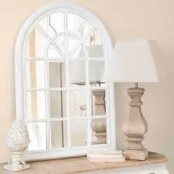 Miroir Fenetre Maison Du Monde : miroir blanc serrant petit mod le maisons du monde ~ Teatrodelosmanantiales.com Idées de Décoration