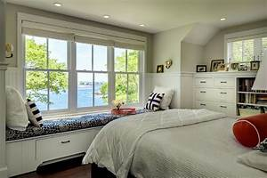 Hills Beach Cottage - Beach Style - Bedroom - Portland