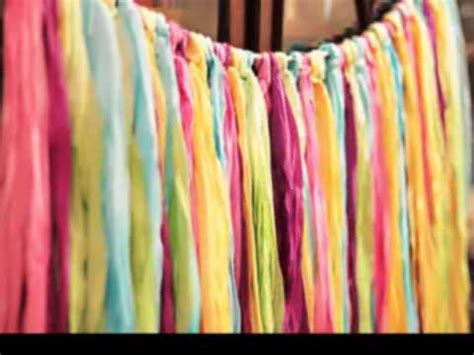 Decorating Ideas With Streamers by Streamers Decorating Ideas