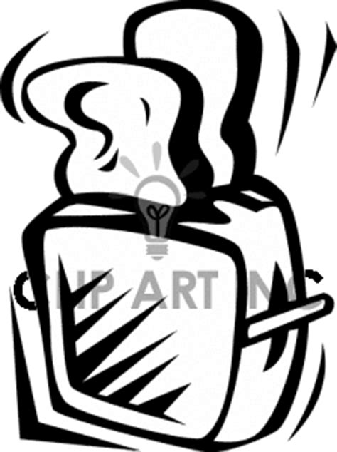 toaster clipart black and white toast black and white clipart clipart suggest