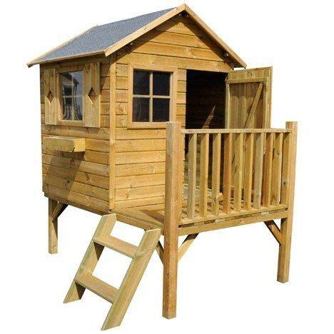 17 best ideas about cabane en bois enfant on maisonnette en bois enfant cabane de