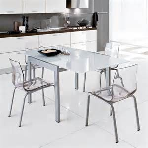 contemporary kitchen furniture 15 modern bright kitchen chairs from domitalia digsdigs