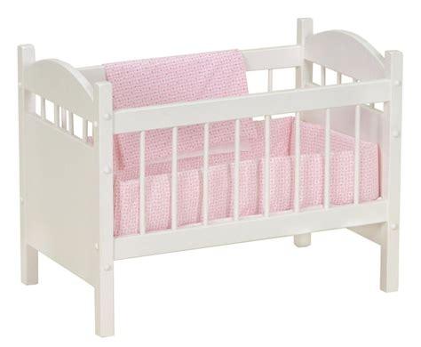 baby doll crib bedding oak wood handmade american