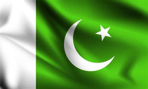 pakistan  flag   vectors clipart graphics
