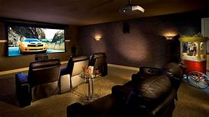 Home theater wallpaper