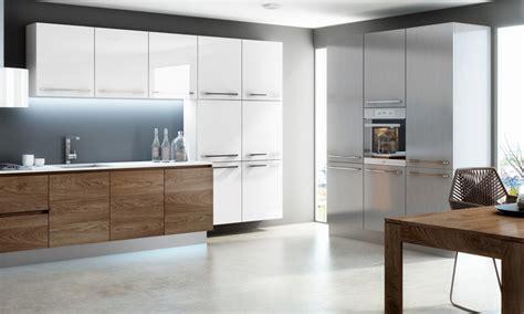 cocinas  muebles de cocina una cocina  tres acabados