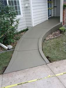Custom Concrete Ramp Aurora  Co
