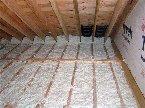 achieving proper attic insulation barrier insulation blog