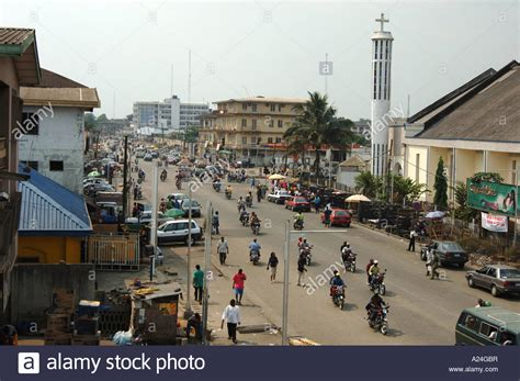 Port Harcourt, Nigeria Stock Photo: 10404490 - Alamy