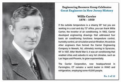Carrier Willis History Nj Engineers Engineering Why