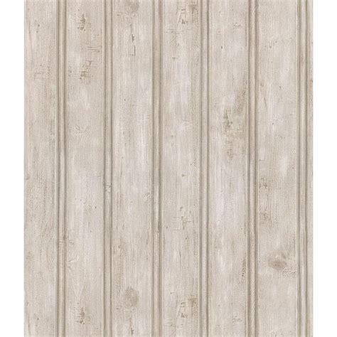 Brewster Beadboard Wallpaper14541389  The Home Depot