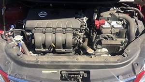 Nissan Sentra Coolant Reservoir Location
