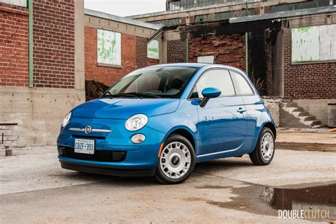 Who Makes Fiat 500 by 2017 Fiat 500 Pop Review Doubleclutch Ca