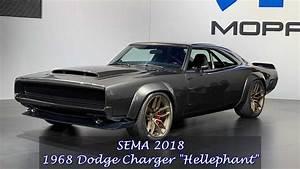 1000hp  U0026 39 68 Dodge Charger  U0026quot Hellephant U0026quot
